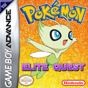 Pokemon Elite Quest Box Art