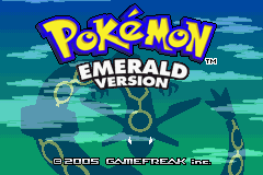 Pokemon Emerald Z Screenshot