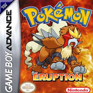 Pokemon Eruption Box Art