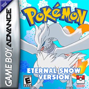 Pokemon Eternal Snow Box Art