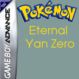 Pokemon Eternal Yan Zero X, Y, Mobius Box Art