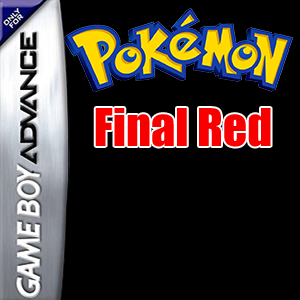 Pokemon Final Red Box Art