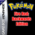 Pokemon Fire Red: Backwards Edition