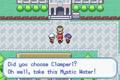 Pokemon Fire Red: Generations Screenshot
