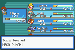 Pokemon Fire Red Omega Screenshot