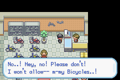 Pokemon Flame Red Screenshot