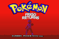 Pokemon Frigo Returns Screenshot