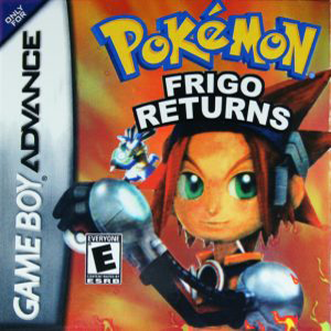 Pokemon Frigo Returns Box Art