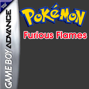 Pokemon Furious Flames Box Art