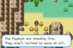 Pokemon Gaia Screenshot