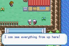 Pokemon gaia walkthrough