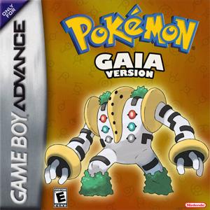 Pokemon Gaia Box Art
