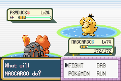 Pokemon Galacta Screenshot