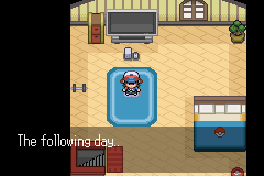 Pokemon Galaxy Elements Screenshot