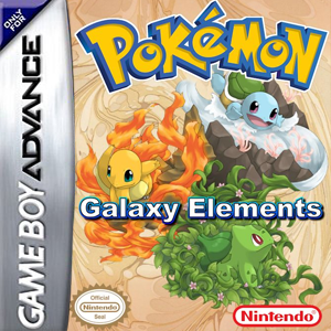 Pokemon Galaxy Elements Box Art