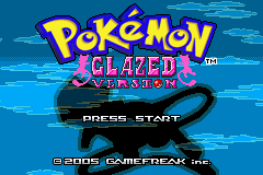 Pokemon Glazed Screenshot