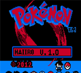 Pokemon Haiiro Screenshot