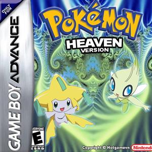Pokemon Heaven Box Art