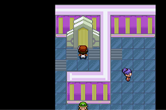 Pokemon Heroes Screenshot