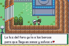 Pokemon Hoenn Adventures Screenshot