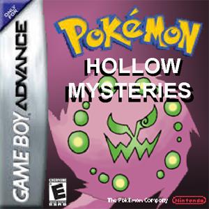 Pokemon Hollow Mysteries Box Art