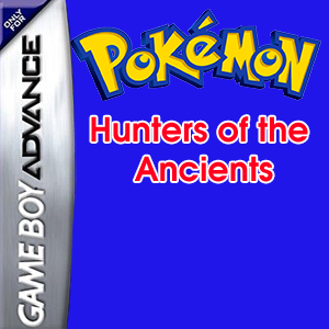 Pokemon Hunters of the Ancients Box Art