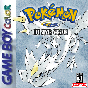 Pokemon Ice Silver Box Art
