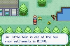 Pokemon Infernal Legend Screenshot