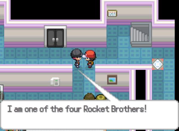 Pokemon Infernal Red & Natural Green Screenshot