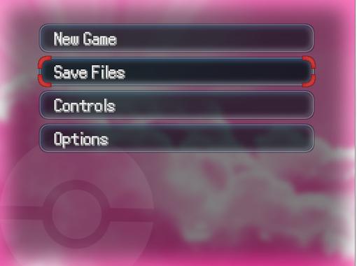 Pokemon Insurgence Screenshot