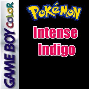 Pokemon Intense Indigo Edition Box Art
