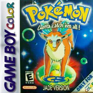 Pokemon Jade Box Art