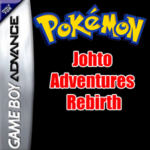 Pokemon Johto Adventures – Rebirth