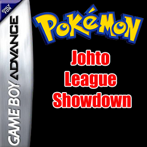 Pokemon Johto League Showdown Box Art