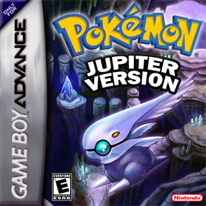 Pokemon Jupiter Box Art