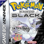 Pokemon Kanto Black
