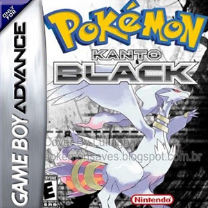 Pokemon Kanto Black Box Art