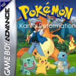 Pokemon Kanto Reformation