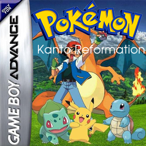 Pokemon Kanto Reformation Box Art