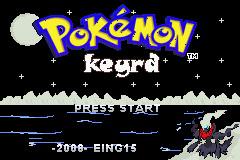 Pokemon Keyra Screenshot