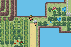 Pokemon Legendary Ashes Screenshot