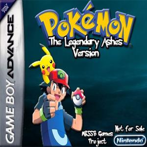 Pokemon Legendary Ashes Box Art