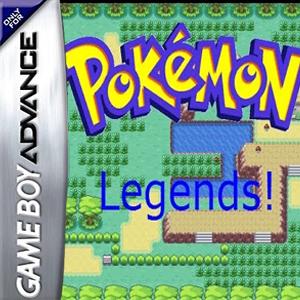 Pokemon Legends Box Art