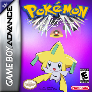 Pokemon Life Box Art