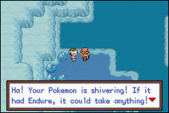 Pokemon Lilac Screenshot