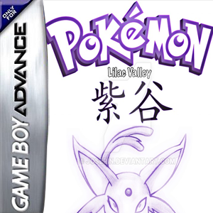 Pokemon Lilac Box Art
