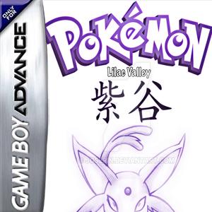 Pokemon Lilac Box Art