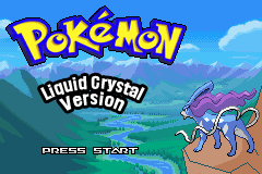 Pokemon Liquid Crystal Screenshot