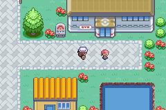 Pokemon Liquid Ocean Screenshot