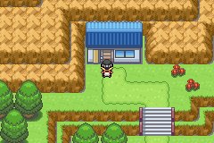 Pokemon Luria Screenshot